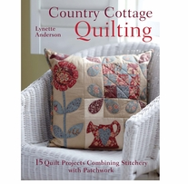 David & Charles Books Country Cottage Quilts