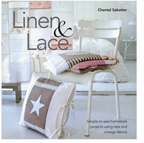 David & Charles Books Linen & Lace