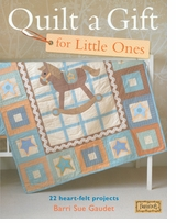 David & Charles Books Quilt A Gift For Little Ones
