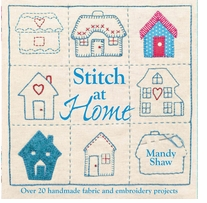 David & Charles Books Stitch At Home
