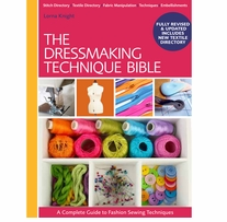 David & Charles Books The Dressmaking Technique Bible