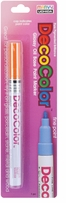 Deco Color Fine Point Opaque Paint Marker Orange