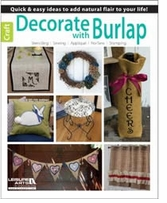 Decorate With Burlap
