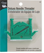 Deluxe Needle Threader & Cutter
