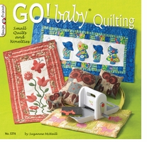 Design Originals GO! Baby Quilting