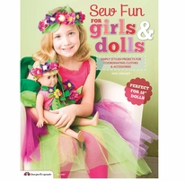 Design Originals Sew Fun For Girls & Dolls