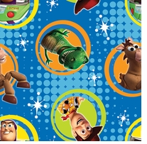 Disney Buzz Lightyear Character Toss