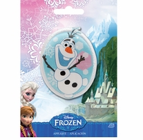Disney Frozen Iron-On Applique Olaf