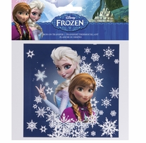 Disney Frozen Iron-On Transfer Sisters