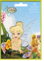 Disney Iron-On Appliques Tinker Bell