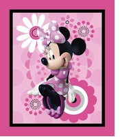 Disney Minnie Bowtique Minnie Panel