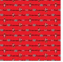 Disney Minnie Mouse Flannel I'm Bowtiful! Mwah! 43inX10yds D/R