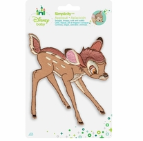 Disney's Bambi Iron On Applique
