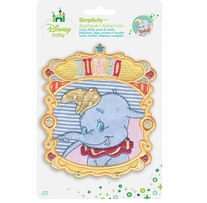 Disney's Dumbo Portrait Iron On Applique