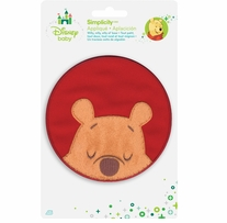 Disney's Winnie the Pooh, Sleeping Iron On Applique