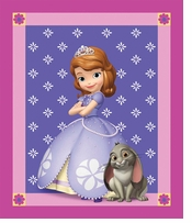 Disney Sofia The First Sofia The First Panel