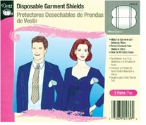 Disposable Garment Shields White