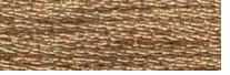 DMC Light Effects Floss 8.7 Yards Golden Oak #E436