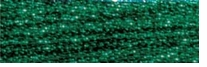 DMC Light Effects Floss 8.7 Yards Green Emerald #E699