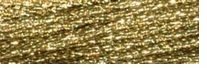 DMC Light Effects Floss 8.7 Yards Light Gold #E3821