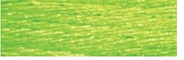 DMC Light Effects Floss 8.7 Yards Neon Green #E990