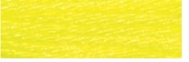 DMC Light Effects Floss 8.7 Yards Neon Yellow #E980