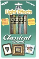 DMC Light Effects Floss Pack Classical Blends