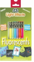 DMC Light Effects Floss Pack Fluorescent