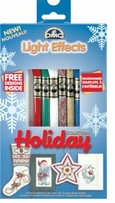 DMC Light Effects Floss Pack Holiday