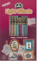 DMC Light Effects Floss Pack Soft Jewels