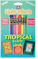 DMC Light Effects Floss Pack Tropical Glow