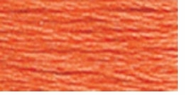 DMC Six Strand Embroidery Floss Cone Apricot Medium #3340