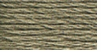 DMC Six Strand Embroidery Floss Cone Beaver Grey Dark #646