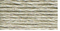 DMC Six Strand Embroidery Floss Cone Beaver Grey Light #648