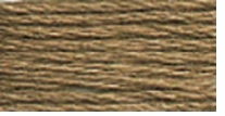 DMC Six Strand Embroidery Floss Cone Beige Brown Medium #840