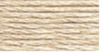 DMC Six Strand Embroidery Floss Cone Beige Grey Light #822