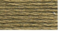 DMC Six Strand Embroidery Floss Cone Beige Grey Very Dark #640