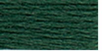 DMC Six Strand Embroidery Floss Cone Blue Green Very Dark #500