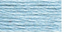 DMC Six Strand Embroidery Floss Cone Blue Very Light #827