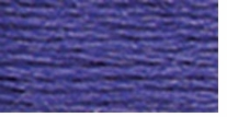 DMC Six Strand Embroidery Floss Cone Blue Violet Very Dark #333