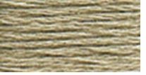 DMC Six Strand Embroidery Floss Cone Brown Grey Light #3023