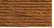 DMC Six Strand Embroidery Floss Cone Brown Light #434