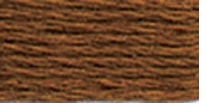 DMC Six Strand Embroidery Floss Cone Brown Medium #433