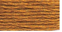 DMC Six Strand Embroidery Floss Cone Brown Very Light #435