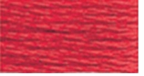 DMC Six Strand Embroidery Floss Cone Christmas Red Bright #666