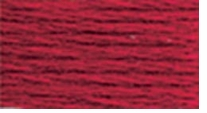 DMC Six Strand Embroidery Floss Cone Christmas Red Medium #304