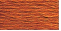 DMC Six Strand Embroidery Floss Cone Copper #921