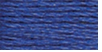 DMC Six Strand Embroidery Floss Cone Cornflower Blue Dark #792