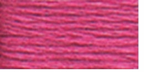 DMC Six Strand Embroidery Floss Cone Cyclamen Pink #3805