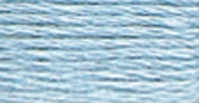 DMC Six Strand Embroidery Floss Cone Delft Blue Pale #800